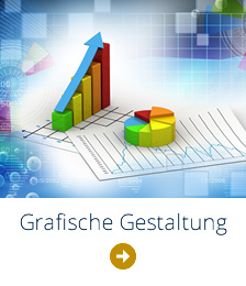 Grafische Gestaltung Clinical Research Organisation